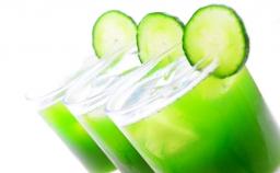 Sveikatos ir grožio šaltinis - agurkų sultys