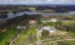 Ilzenbergo dvaras ir ūkis - istorijos ir gamtos lobynas
