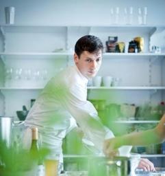Trumpas interviu su Lietuvoje gyvenančiu prancūziškos virtuvės šefu Marcu d'Erceville