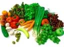 Stalo puošmena – daržovės