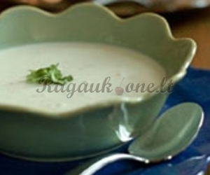 Sriuba su jogurtu