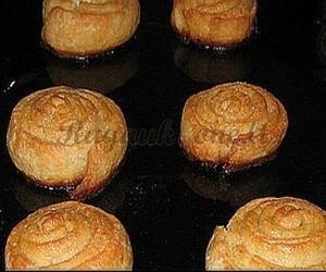 Nuostabūs pyragėliai su lašiša