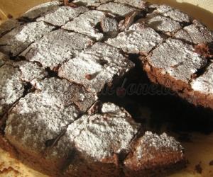 Kavos ir šokolado pyragas