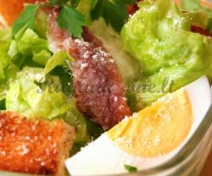 Gailės salotos