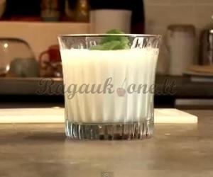 Jogurto gėrimas (Sweet Lassi)