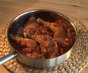Vištiena (Chicken Cacciatore)
