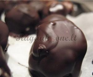 """Mini """"Bounty"""" šokoladukai"""