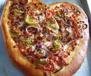 Valentino dienos pica