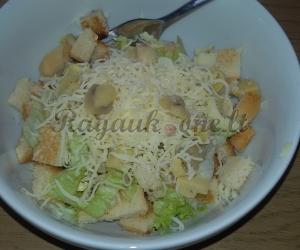 Vegetariškos salotos