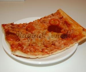 Gardžiausia picos tešla