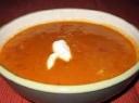 Tiršta žemės riešutų sriuba