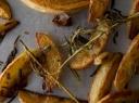 Bulvės su traškia plutele