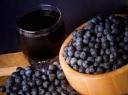 Gaivus mėlynių ir medaus  gėrimas