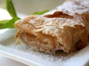 Skanusis austriškas obuolių pyragas