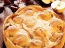 Obuolinis varškės pyragas