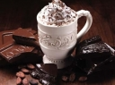 Karšta šokoladinė kava