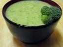Sriuba su daržovėm ir pienu