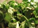 Lauko augmenijos salotos