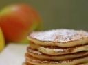 Sklindžiai su obuoliais