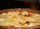 Sardinių apkepas su bulvėmis