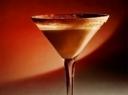 Šokoladinis martinio gėrimas