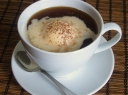 Kava su ledais