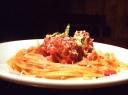 Spageti su jautienos kukuliais (Spaghetti & Meatballs)
