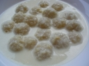 Bulviniai kukuliai su aguonomis