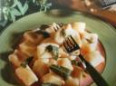 """Bulvių """"Gnocchi"""" su šalavijais"""