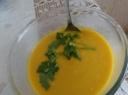 Grietinėlės ir moliūgų sriuba