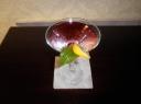 Vyšnių sulčių ir degtinės kokteilis