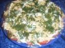 Silkė su pomidorais