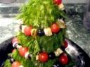 Valgoma Kalėdų eglutė