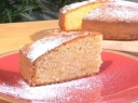 Biskvitinis pyragas