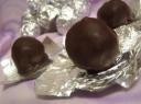 Šokoladiniai riešutų saldainiai