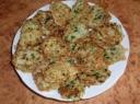 Bulviniai blynai su svogūnais