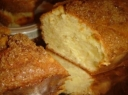 Imbierinis pyragas su kriaušėmis
