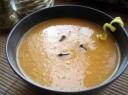Morkų sriuba su imbieru ir citrina