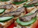 Šprotų sumuštinukai