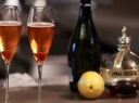 Putojančio vyno kokteilis vakarėliui