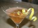 Degtinės ir putojančio vyno kokteilis