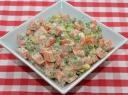 Pomidorų salotos su avokadu