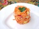 Šventiškos morkų salotos su ananasu