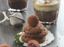 Sausainiai su kakava ir aitriosiomis paprikomis