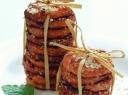 Morkų ir sezamų sausainiai
