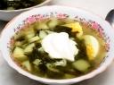 Sveikuoliška špinatų sriuba