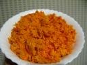 Česnakinės morkų salotos