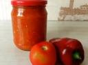 Adžika su pomidorais