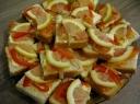 Sumuštinukai su lašiša ir citrina