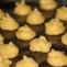 Plikyti pyragaičiai su varškės kremu